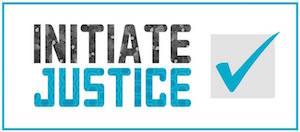 Initiate Justice  Retina Logo