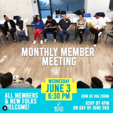 June 2020 Member Meeting