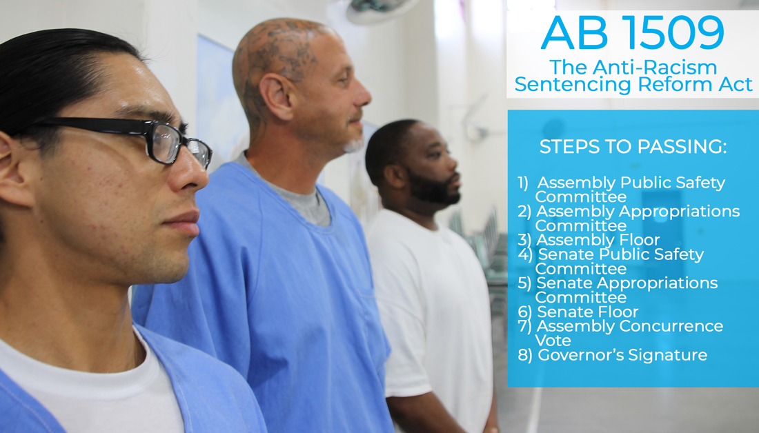Anti-Racism Sentencing Reform Act (AB 1509)