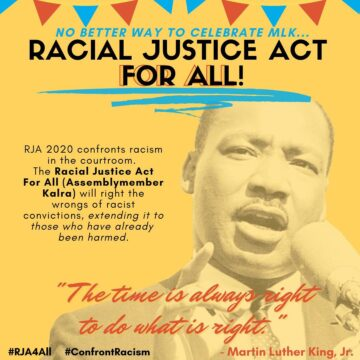 Racial Justice Act 4 All (AB 256)